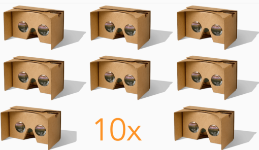 VR EXPEDITIONS GOOGLE CARDBOARD